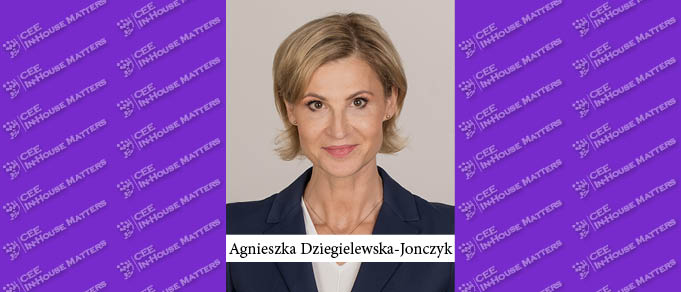 The In-house Buzz: Interview with Agnieszka Dziegielewska-Jonczyk of Skanska Central Europe