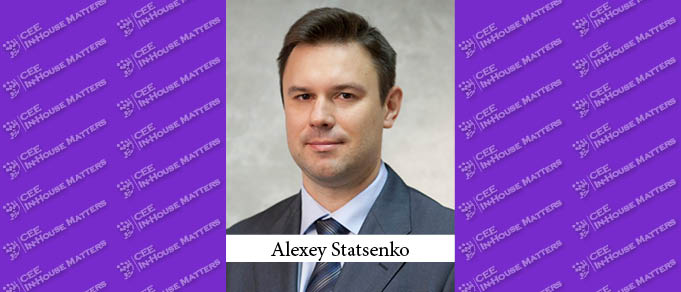 Alexey Statsenko Makes Partner at EY in Moscow
