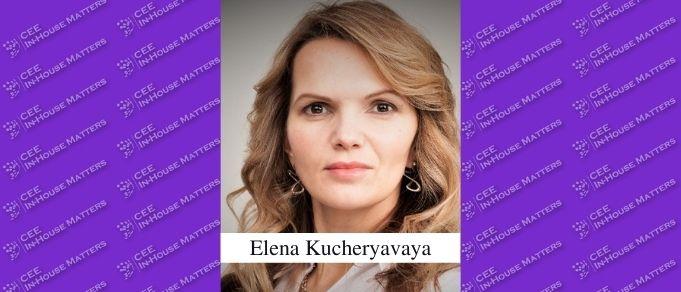 Elena Kucheryavaya Joins LifeScan in Russia as Legal Director EMEA