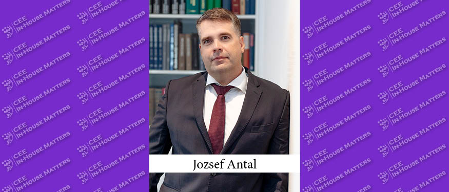 Jozef Antal Returns to Private Practice as Head of Disputes at Kapolyi Law Firm