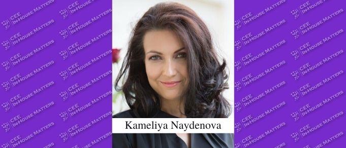 The In-House Buzz: Interview with Kameliya Naydenova of Mondelez International in Bulgaria