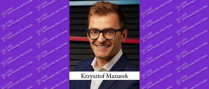Krzysztof Mazurek Moves to Precision Medicine Group