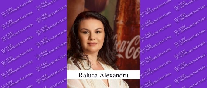 Deal 5: Coca-Cola HBC Romania Legal Manager Raluca Alexandru on Acquisition of Stockday from Heineken