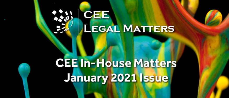 Kick Your Feet Up and Enjoy the Latest Issue of CEE In-House Matters