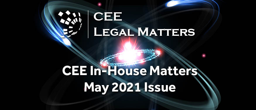 It's Here! Issue 1.3. of CEE In-House Matters Now Published!