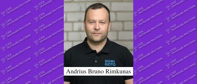 Deal 5: Monimoto Co-Founder Andrius Bruno Rimkunas on Capital Raise