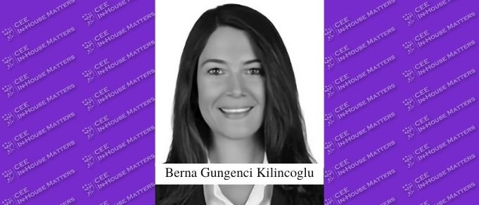 Berna Gungenci Kilincoglu Appointed as Associate Director Project Integrity at EBRD