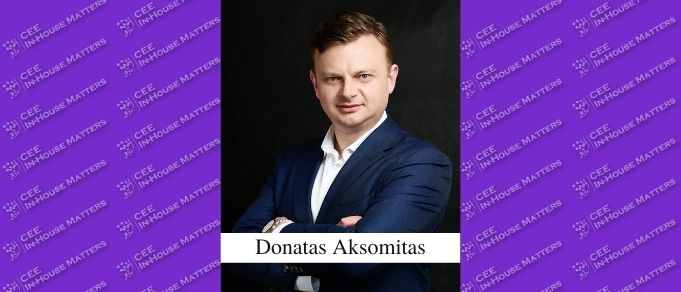 Deal 5: AGACAD Managing Director Donatas Aksomitas on Sale to France's Arkance